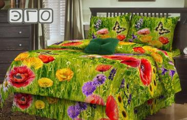 ЭГО. Комплекты белья и постельные принадлежности