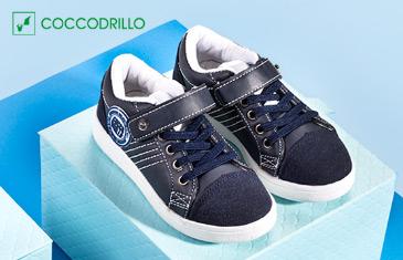 Coccodrillo. Детская обувь