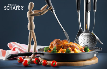 Schafer. Посуда и аксессуары для кухни