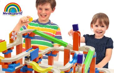 Wonderworld. Деревянные игрушки и конструкторы