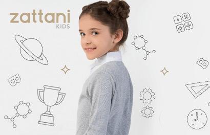 Zattani Kids. Одежда для малышей и школьников