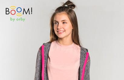 Boom by Orby. Детская и подростковая одежда