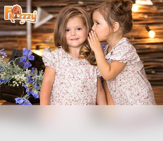 Frizzzy. Детская одежда из натуральных материалов