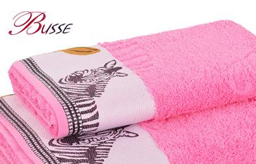 Busse. Комплекты полотенец