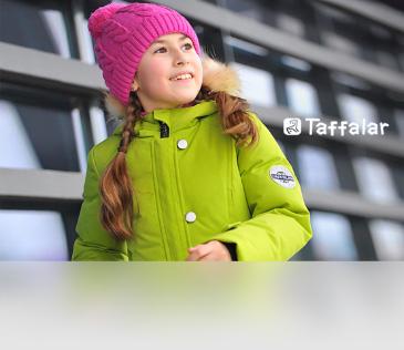 Taffalar. Верхняя одежда для детей до 15 лет