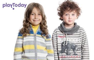 PlayToday. Одежда для детей от 3 до 8 лет