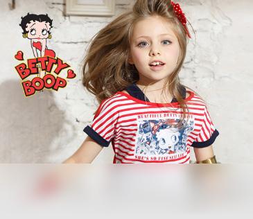 Betty Boop. Одежда для девочек