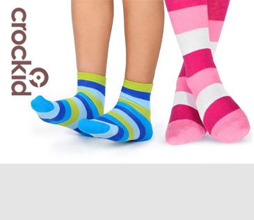 Crockid. Носки для детей 0-14 лет