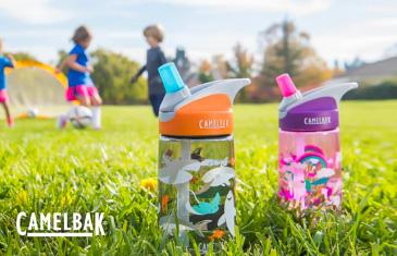 Camelbak. Непроливающиеся бутылочки