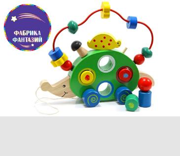 Фабрика Фантазий. Деревянные игрушки и наборы для творчества