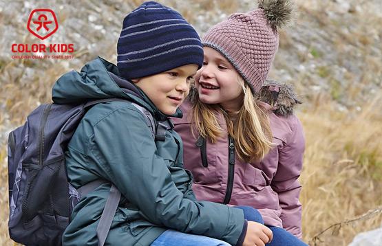 Color Kids. Мембранная зимняя и демисезонная одежда