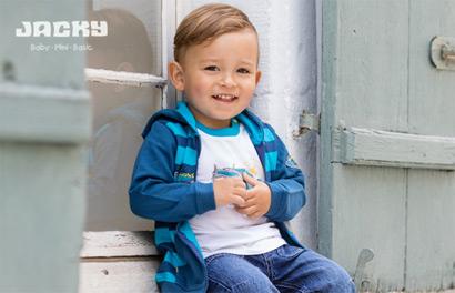 Jacky. Одежда из Германии для детей 0-4 лет