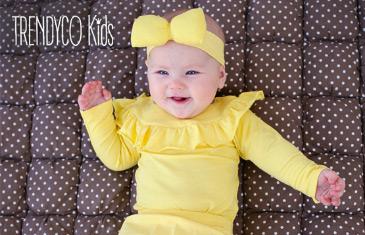 Trendyco Kids. Трикотажная одежда для детей от 0 до 2 лет