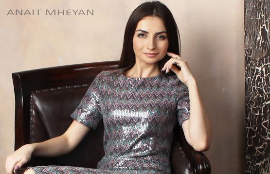 Anait Mheyan. Дизайнерская женская одежда
