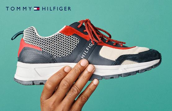 Tommy Hilfiger. Коллекция мужской и женской обуви