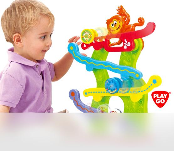 PlayGo. Развивающие игрушки для детей от 0 до 3 лет