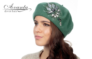 Avanta. Коллекция женских головных уборов и аксессуаров