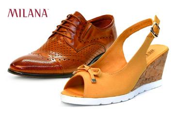 Milana. Мужская и женская обувь