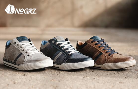 NoGRZ. Обувь из Нидерландов