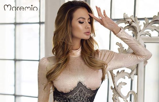 Moremio. Женское белье, боди и ночные сорочки