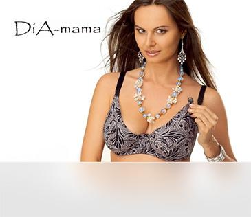 DIA-mama. Белье для мам в период кормления грудью