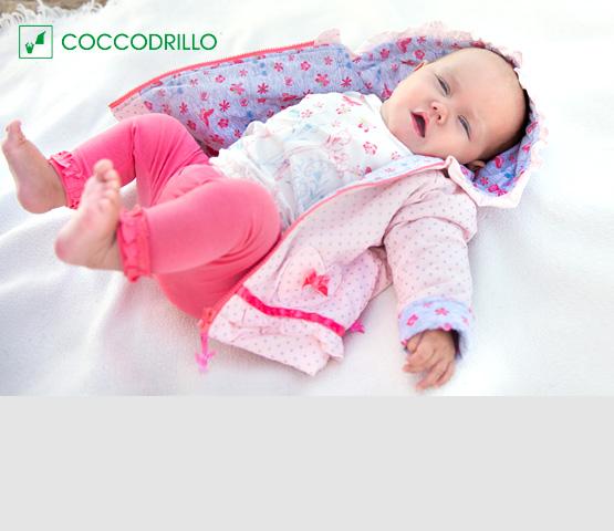 Coccodrillo. Одежда для малышей до полутора лет