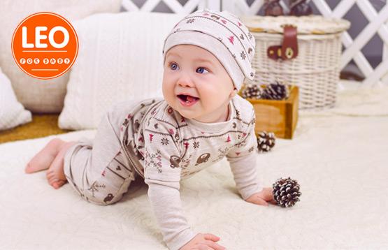 LEO. Одежда для детей от 0 до 6 лет