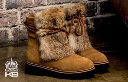 King Boots. Зимняя коллекция женской и детской обуви