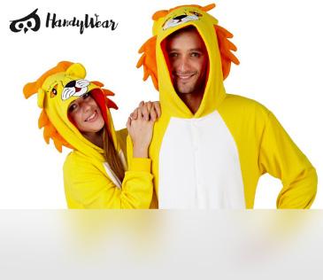 HandyWear. Пижамы-комбинезоны российского производства