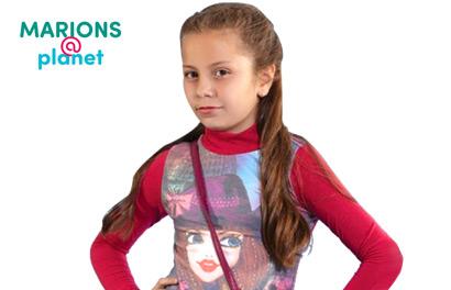 Marions. Детская одежда