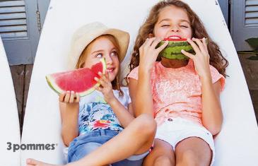 3pommes. Одежда для детей от 0 до 12 лет