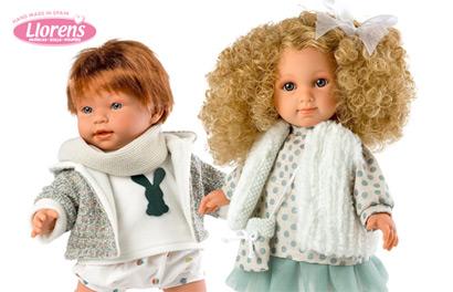 Llorens. Куклы ручной работы из Испании