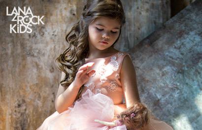 LANA2ROCK. Дизайнерская одежда для девочек