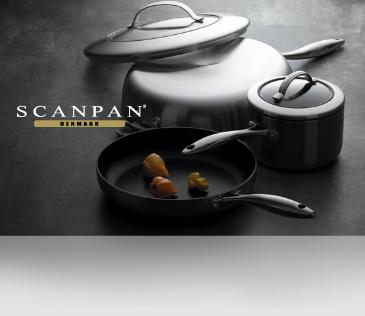 Scanpan. Антипригарная посуда из Дании