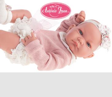 Antonio Juan. Куклы-дети из Испании