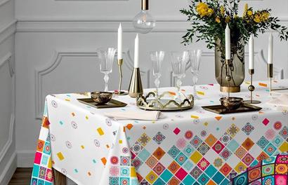 Романтика. Текстильные аксессуары для кухни