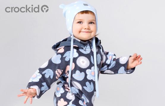Crockid. Одежда для малышей до 2 лет