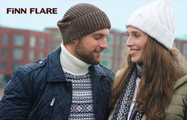 Finn Flare. Зимние аксессуары