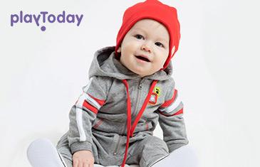 PlayToday. Одежда для малышей до 2 лет
