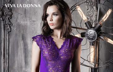 Viva la Donna. Коллекция блузок-комбидресс