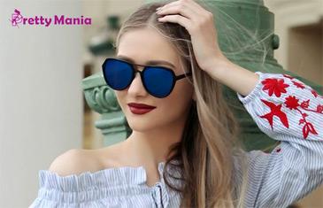 Pretty Mania. Cолнцезащитные очки от 200 рублей