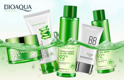 BioAqua. Натуральная китайская косметика