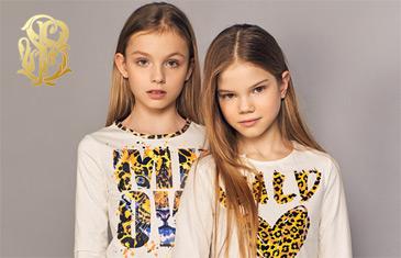 Stefania. Одежда для девочек от компании De Salitto