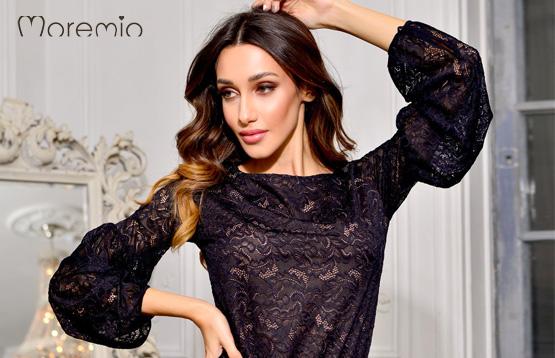 Moremio. Блузки-боди и женское белье