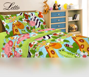 Letto.kids. Детские комплекты постельного белья
