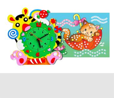 Color Kit. Детские наборы для творчества