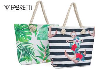 Fabretti. Пляжные сумки