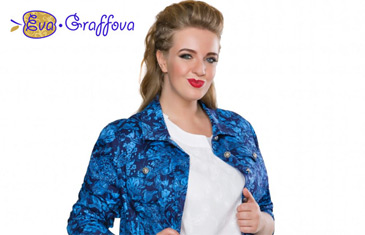 Eva Graffova. Женская одежда 48–66 размеров