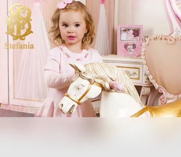Stefania. Коллекция одежды для девочек от компании  De Salitto
