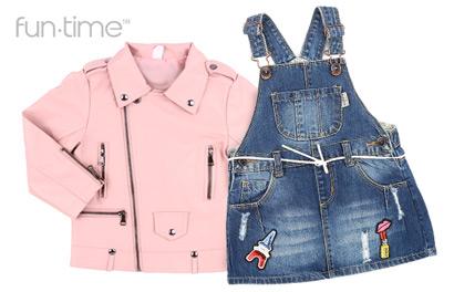 Fun Time. Новая коллекция одежды для детей от 1 года до 12 лет